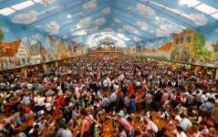 Oktoberfest-Table
