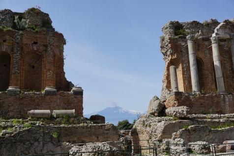 Teatrul Antic din Taormina