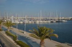 Portul din Valencia